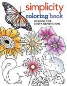 Simplicity Coloring Book