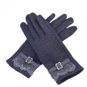 Susenstone® Womens Touch Screen Winter Warm Gloves Mittens