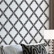 Agora Wall Stencil Pattern - Large - Beautiful stencils for DIY home decor