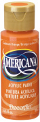DecoArt Americana Acrylic Paint, 60ml, Cadmium Orange