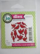 Impresssion Obsession Cardinals Birds Craft Die Set