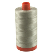 Aurifil Thread 2324 STONE Cotton Mako 50wt Large Spool 1300m