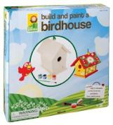 Toysmith Build and Paint a Birdhouse #2957