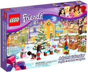LEGO Friends Advent Calendar (233pcs) Figures Building Block Toys
