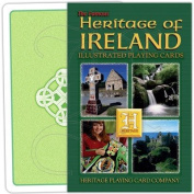 Heritage Irish Gift Of Ireland Playing Cards