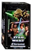 Star Wars 2015 Chrome Perspectives Jedi vs Sith Trading Card Box