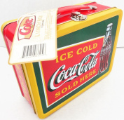 Coca-Cola Coke Brand Tin Lunch Box #8625 by Shandle Enterprises, Inc.
