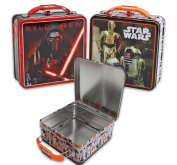Star Wars Square Tin Tote - Style May Vary