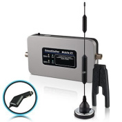Mobile X1 50dB Wireless High Power Booster with 36cm Magnetic Antenna