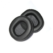 VEVER® 1 Pair of Replacement Ear pads Cushions for ATH M30 M35 M40 M50, M50s, SONY MDR-7506, MDR-V6, MDR-CD900ST Headphones