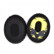 VEVER Replacement Ear Cushions Pad for Bose On-Ear OE, OE1, QuietComfort QC3 Audio Headphones