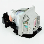 A.Shine 310-6747/725-10003 Replacement Lamp with Housing for Projector DELL 3400MP 3500MP