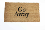 Door Mat Go Away