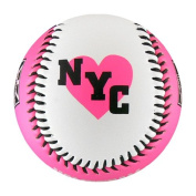 New York Pink/White T-Ball