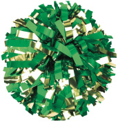 In-Stock 2 Colour Metallic Youth Pom