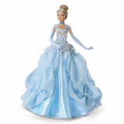 Ashton-Drake Disney Princess Cinderella Portrait Doll with Diamonesk Stones by The Ashton-Drake Galleries