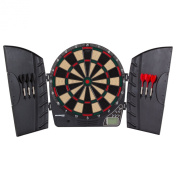 Bullshooter by Arachnid Reactor Electronic Dartboard Cabinet set