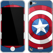 Captain America Emblem - Skin for iPod Touch