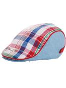 YICHUN Baby Kids Duckbill Cap Cute Warm Beret Flat Hat Baseball Cap