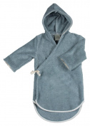 Koeka 1012/50-005 Venice Smart Baby Dressing Gown Sapphire