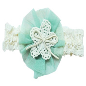 Sanwood Baby Girl Lace Flower Headband Headdress Accessories