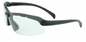 Global Vision Eyewear C-2 Bifocal +2.00 Magnification Safety Glasses, Clear Lens