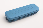 Fripac-Medis Hairdressing Clothes Rubber Brush Broom Head, Blue