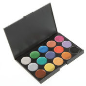 douself Ultra Shimmer 15 Colour Waterproof Eyeshadow Make up Eye Shadow Professional Palette Makeup Kit Set
