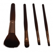 Tonsee® 4 Pieces Pro Foundation Makeup Tools Cosmetic Brush Blending Face Eye Brush Kit Sets