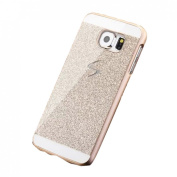Phone case for girls, Tonsee® Luxury Diamond Crystal Rhinestone Case Cover for Samsung Galaxy S6