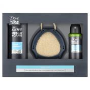 Dove Men+Care Shower Tool Gift Set