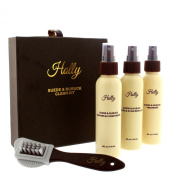 Holly Suede & Nubuck Care Kit - Cleaner, Protector & Freshener
