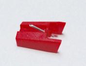 Turntable Stylus needle for NUMARK GROOVETOOL, TT1600, TT160 MK2, TT1610, TT1650, TTusb, TT1625, TT1650 in protective storage box.