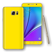 For SAMSUNG Galaxy NOTE 5 GLOSSY Full Body Wrap Sticker Cover Decal Protector Skin