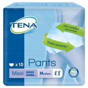 ConfioFit Tena Maxi Disposable Briefs Medium Pack of 40
