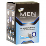 TENA FOR MEN PROTECTIVE SHIELD