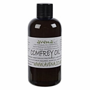 Natural Comfrey Oil Pure Ingredients (Symphytum Officinale) 100ml Ideal Bone Fractures Breaks Wounds Joint Arthritic Pain Relief