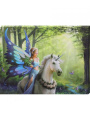 Gothic Fantasy Art Anne Stokes Realm Of Enchantment Canvas Print