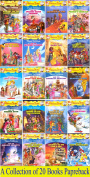 Thea Stilton Brand New 20 Books Paperbacks Collection by Scholastic Publishers