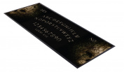 Ouija Board skull design Bar Runner great gift idea home bar shop cocktail party advertising tool bar mat