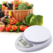 chendongdong 5000g/1g 5kg Food Diet Postal Kitchen Digital Scale scales balance weight weighting LED electronic
