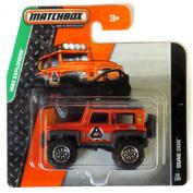 Matchbox Dune Dog orange-metallic 1:64