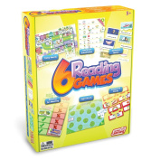6 Reading Games Different Reading Games