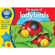 Orchard Toys The Game Of Ladybirds 3+