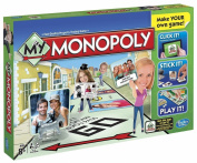My Monopoly Board Game Classic Fast Trading Property Family Childrens Game Xmas
