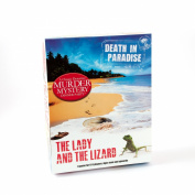 Paul Lamond Games Death in Paradise Murder Mystery The Lady and Lizard Game