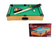 Table Top Mini Pool Table 6 years plus Real Wooden Games Kids