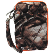 NGIL Themed Prints Quilted Wristlet Wallet