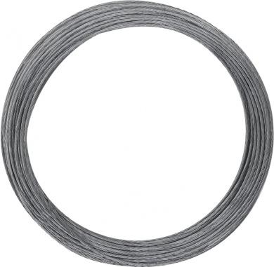 National Hardware N267-013 20-Gauge x 30m Galvanised Guy 6 Strand Wire