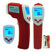 Nubee Temperature Gun Non-contact Digital Laser Infrared IR Thermometer, -58~+1022°F FDA/FCC/CE/ROHS Approved